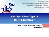 A new type of open education