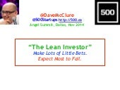 The Lean Investor