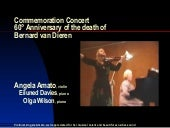 Angela Amato Profile Powerpoint