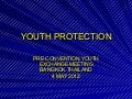 YEO 2012_Youth Protection