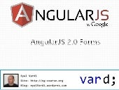 Angular 2.0 forms