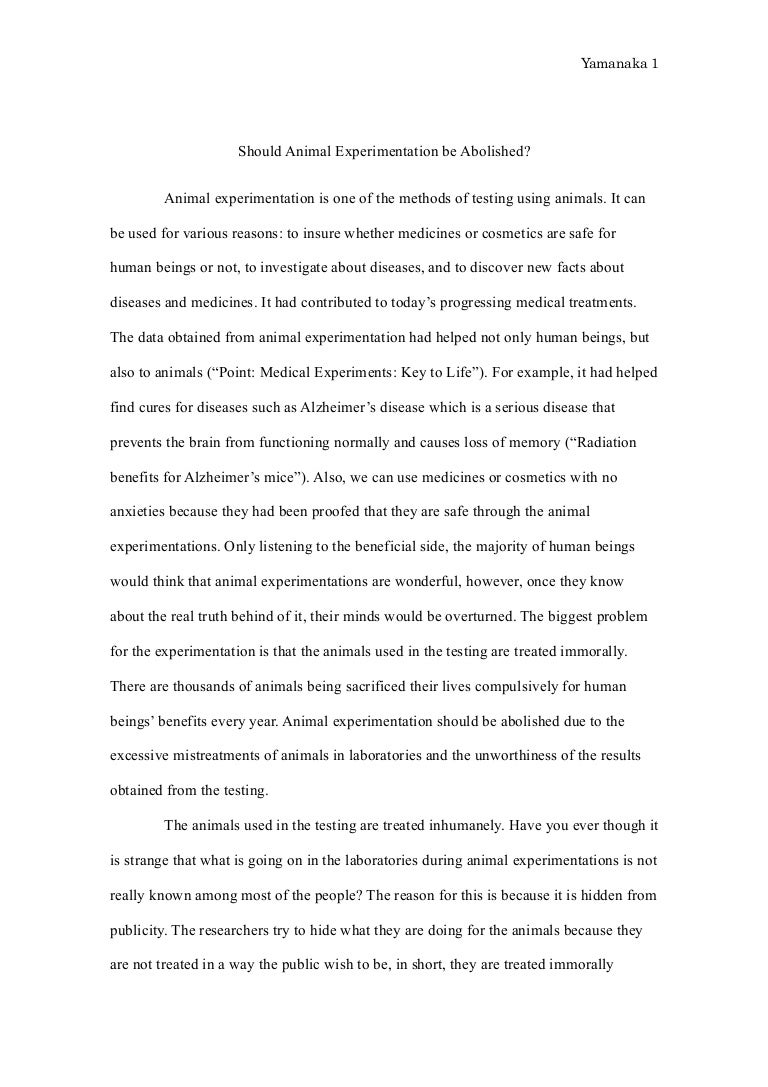 animal experimentation essay related post of animal experimentation essay
