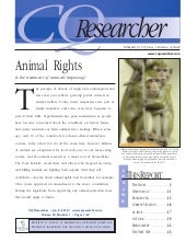 Animal Rights - Is the Treatment of...