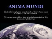 Anima Mundi for Astrologers