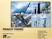 An introduction to project finance