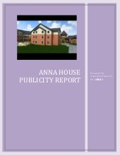 Anna House Construction - Publicity...