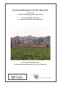 Annotated Bibliography on Urban Agriculture