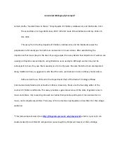 Chicago Style Essay Template  chicago essay format  sample mla     how to write an annotated bibliography