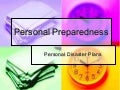 Annual ed personal prep for disaster alerts10 10