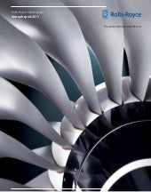 Annual Report - Rolls Royce 2011
