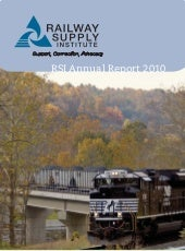 RSI 2010 Annual Report & Membership...
