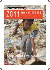 Annual report 2011 South East Asia
