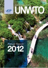 World Tourism Organization Annual R...