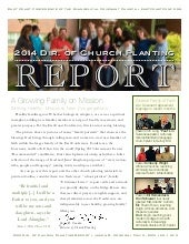 2014 Annual Report as Director of C...