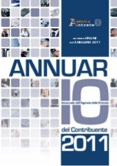 Annuario del contribuente 2011 | Co...