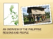 An overview of the philippine regio...