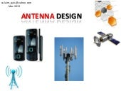 Something about Antenna design