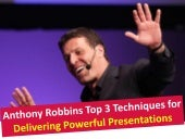 Anthony robbins public speaking sec...