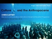 Anthropocene and culture dec 2013 web