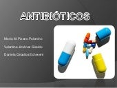 Antibioticos. daniela ceballos, mar...