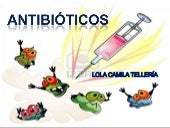 Antibioticos betalactamicos