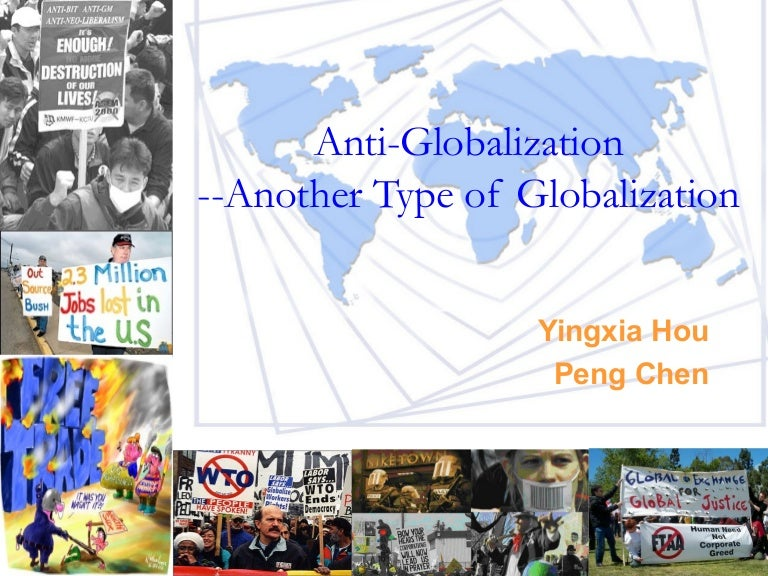 Anti globalization essay