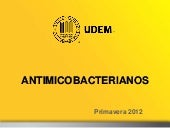 Antimicobacterianos (2)
