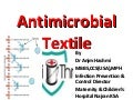 Antimicrobial textile