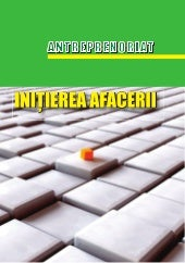 Antreprenoriat manual