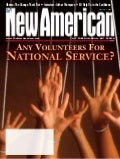 Any Volunteers For National Service - The New American Magazine - 2-2-09.pdf