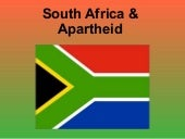 Apartheid ppt