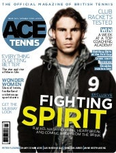 Ace Tennis magazine