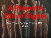 A Patient'S Bill Of Rights