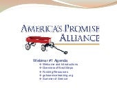 YSA America's Promise Featured Comm...