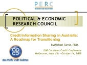 Credit Information Sharing in Austr...