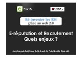 RH et e-reputation