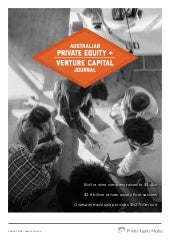 Australian Private Equity & Venture Capital Journal
