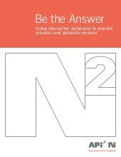 Be the Answer: Using interactive da...