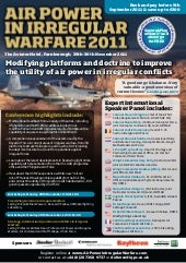 Air Power in Irregular Warfare