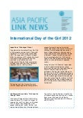 Asia Pacific Link News - January 2013