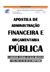 Apostila deadministracaofinanceirao...
