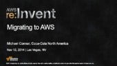 (APP315) Coca-Cola: Migrating to AWS | AWS re:Invent 2014