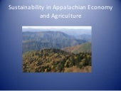 Appalachian Project Powerpoint