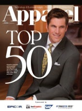 Apparel Magazine Top 50