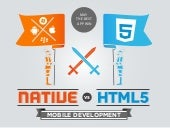 HTML5 vs Native Mobile App Development: Which option is best?