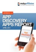 App discovery apps report