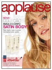 Revista Applause Mary Kay jan2012
