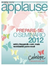 Applause setembro 2011