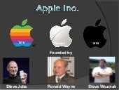 Apple inc slide 1 97 2003 azaan