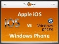 Apple iOS vs Microsft Windows Phone